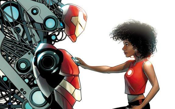 Homem de Ferro: Riri Williams, sucessora de Tony Stark é apresentada em vídeo