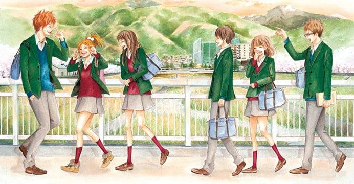 Novo mangá da série Orange será lançado muito em breve na terra do sol nascente. Saiba mais detalhes do que virá nesse sexto volume.