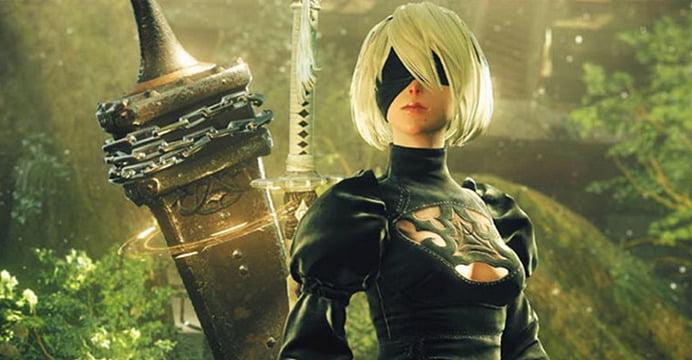 A Square Enix anunciou que NieR: Automata bateu a marca de um milhão de unidades vendidas. O jogo conta a história de androides é já é o maior sucesso.