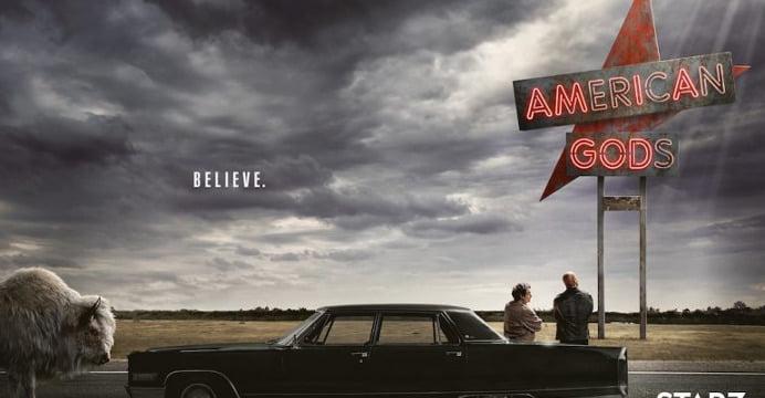 Deuses Americanos realmente será um sucesso. Inspirada na obra do autor Neil Gaiman, o título ainda nem estreou e já foi confirmada a segunda temporada.