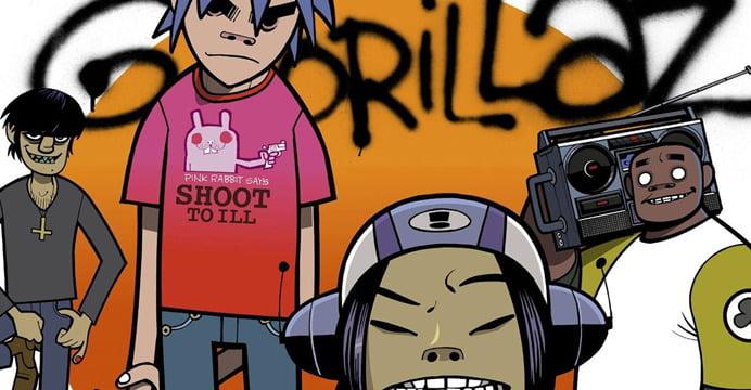 Com a maioria dos clipes baseados em animação e personagens fictícios, Gorillaz ganhará série dedicada a banda. Saiba mais.
