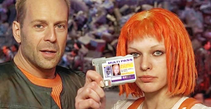 Korben Dallas e Leeloo estão de volta. O Quinto Elemento, de 1997, voltará aos cinemas em tecnologia inteiramente em 4K. Saiba mais