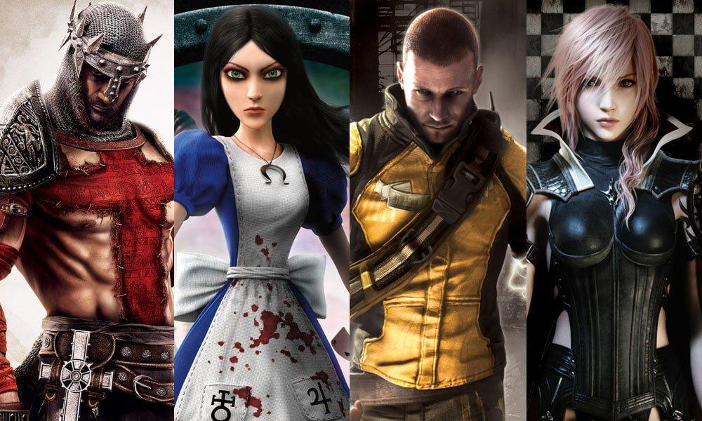 Games que merecem ser relançados nesta geração