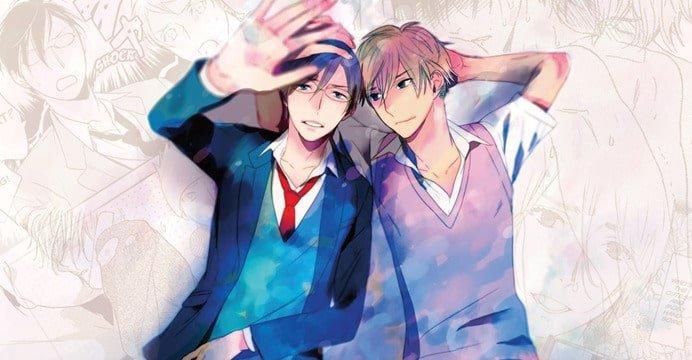 Mangás no estilo BL (Boys Love) feitos pela mangaká Delico Psyche alcança o objetivo inicial no serviço de arrecadação e em breve serão publicados.