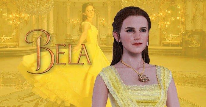 A Hot Toys acaba de produzir sua mais nova figure inspirada no aclamado conto da Disney, A Bela e a Fera. Confira tudo sobre ela!