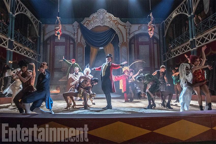 The Greatest Showman, musical estrelado por Hugh Jackman tem imagens divulgadas