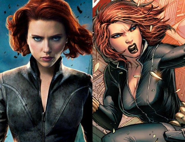 Celebridades que já viveram mais de um personagem de quadrinhos nos cinemas