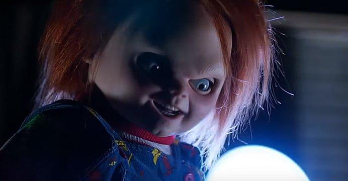 A Universal Pictures Entertainment acaba de divulgar o trailer oficial de Cult of Chucky, o mais novo filme do famoso e macabro Brinquedo Assassino. Veja!