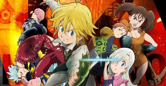 O anime/mangá de sucesso da atualidade, The Seven Deadly Sins, ganhará um game de ação exclusivo para PS4. Veja algumas imagens do título.