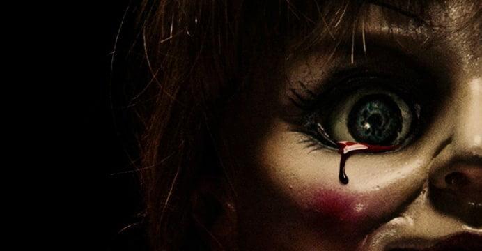Foi divulgado um novo poster promocional do filme Annabelle 2: A Criação do Mal. A imagem é de dar medo. Veja agora mesmo!