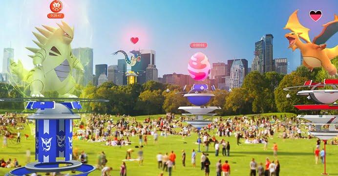 A Niantic está preparando uma mega atualização que promete grandes mudanças no sistema de ginásios de Pokémon Go. Saiba mais detalhes.