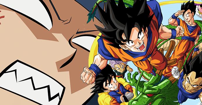Diferença entre desenho animado e anime.