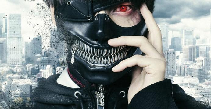 Faltando menos de um mês para a estreia de Tokyo Ghoul nos cinemas, o filme ganha um novo poster promocional incrível. Confira!