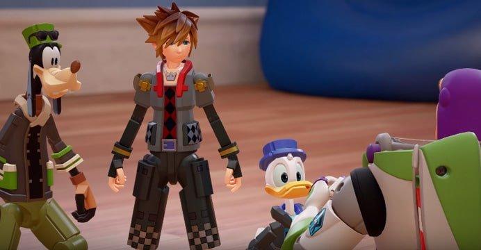 Durante a D23 EXPO Level Up! a Square Enix revelou dois novos trailers focados no gameplay de Kingdom Hearts III, um dos títulos mais aguardados da empresa.