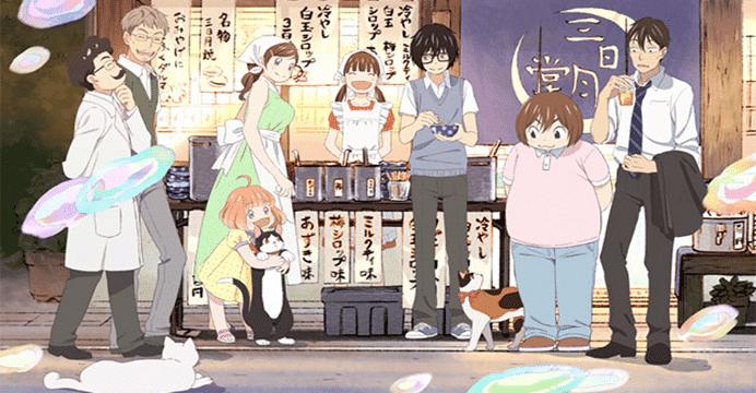 Resultado de imagem para Sangatsu no Lion: anime