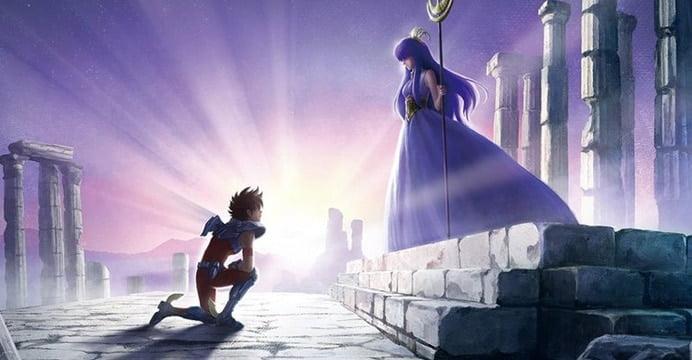 Clássico Saint Seiya - Os Cavaleiros do Zodíaco ganhará um remake totalmente em CGI. A produção será uma parceria entre Netflix e Toei Animation.