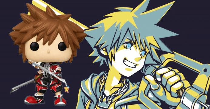 Kingdom Hearts   Conheça os novos colecionáveis Funko Pop! e Mystery Minis