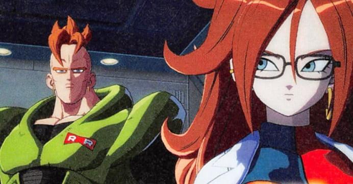 A personagem Androide 21 é revelada como uma peça importante na história do game Dragon Ball Fighterz. Saiba mais detalhes.
