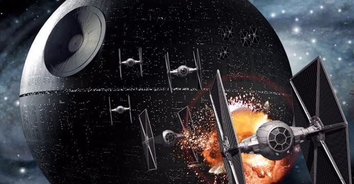 Um novo rumor sobre a aparição de uma nova Estrela da Morte em Star Wars: Os Últimos Jedi acaba de surgir após a revelação de um colecionável. Saiba mais.