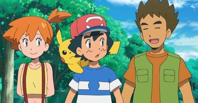 O retorno dos antigos amigos de Ash, Misty e Brock, já pode ser conferido na nova temporada do anime Pokémon Sun & Moon. Saiba mais detalhes.