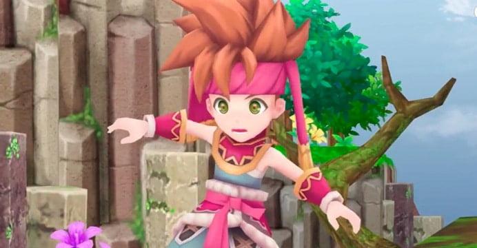 Após a revelação do remake de Secret of Mana, o RPG clássico dos anos 90, surgem os primeiros vídeos demonstrando um pouco do gameplay. Confira!