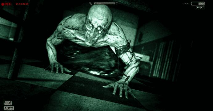 Top 5 jogos assustadores