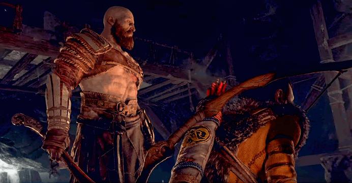 God of War recebe novo trailer focado no gameplay