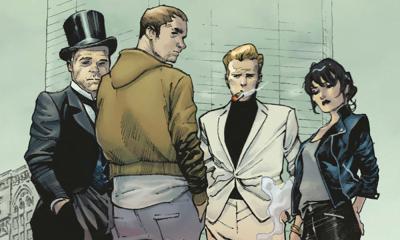 The Magic Order | Netflix lança história em quadrinhos. Saiba mais