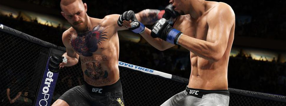 Revelado UFC 3 para PlayStation 4 e Xbox One