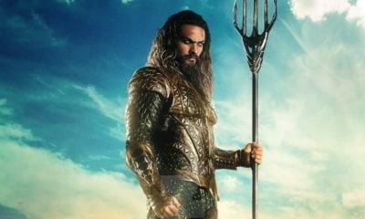 Aquaman | Nicole Kidman aparece em arte conceitual do filme. Confira