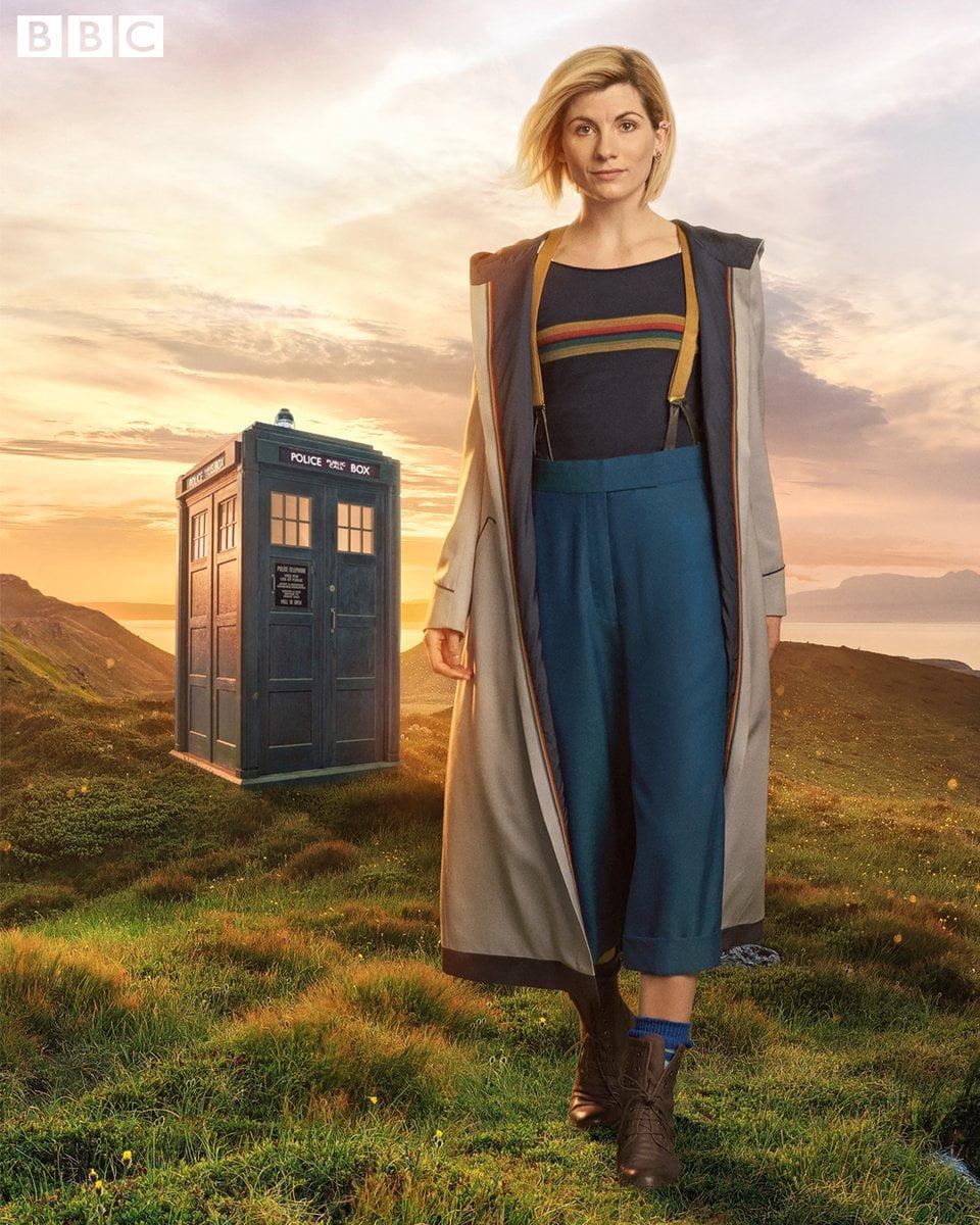Doctor Who: 13ª Doutora surpreende em nova imagem promocional