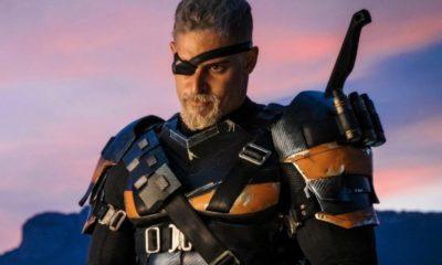 Joe Manganiello posta imagem caracterizado como o Exterminador