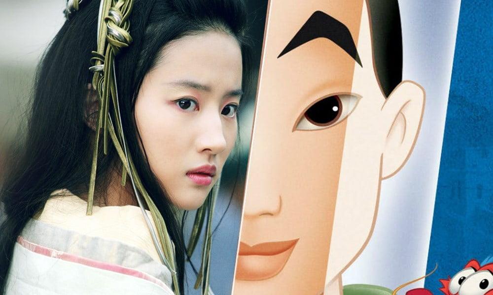 Confirmada atriz que viverá Mulan em live-action