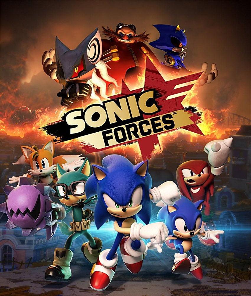 Confira o novo trailer de Sonic Forces!