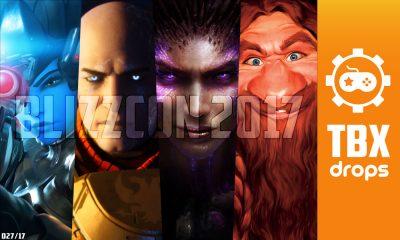 Últimas notícias da BlizzCon 2017