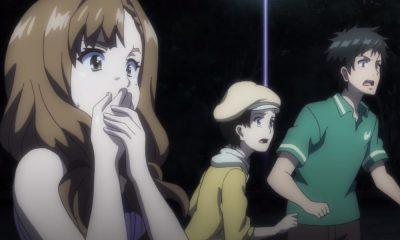 Primeiras impressões do anime Ousama Game