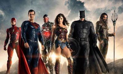 Review do filme Liga da Justiça