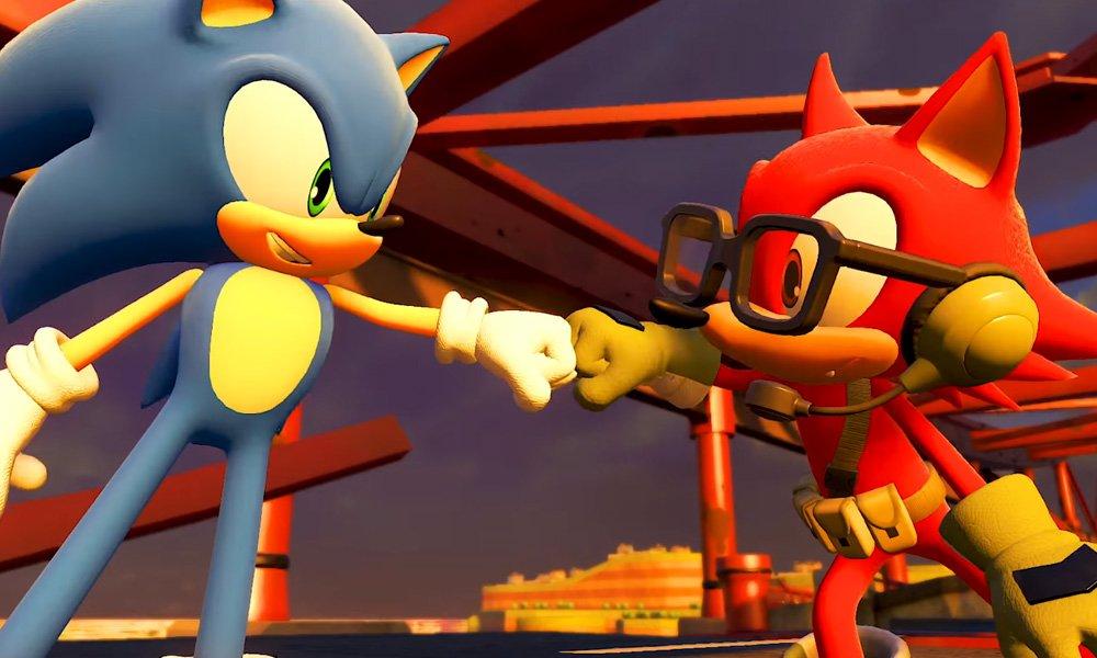 Sonic Forces será lançado no Brasil por R$ 149,90