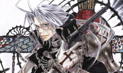 Mangá de Trinity Blood sai do hiato e segue para a reta final