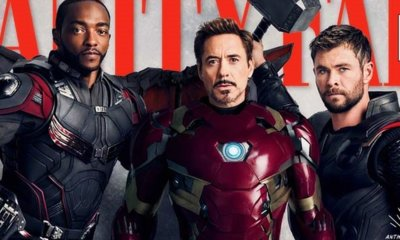 Guerra Infinita | Vingadores estampam a capa de famosa revista. Confira