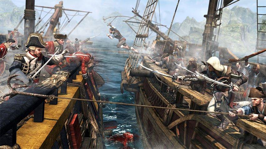 Assassin's Creed IV: Black Flag ficará de graça para usuários Uplay