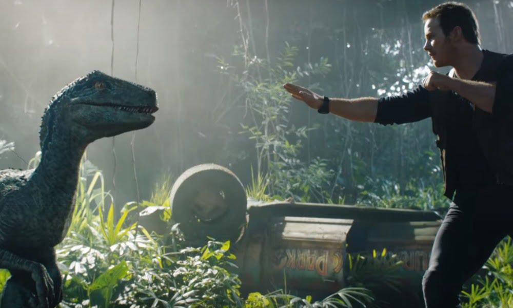 Confira o trailer de Jurassic World: Reino Ameaçado