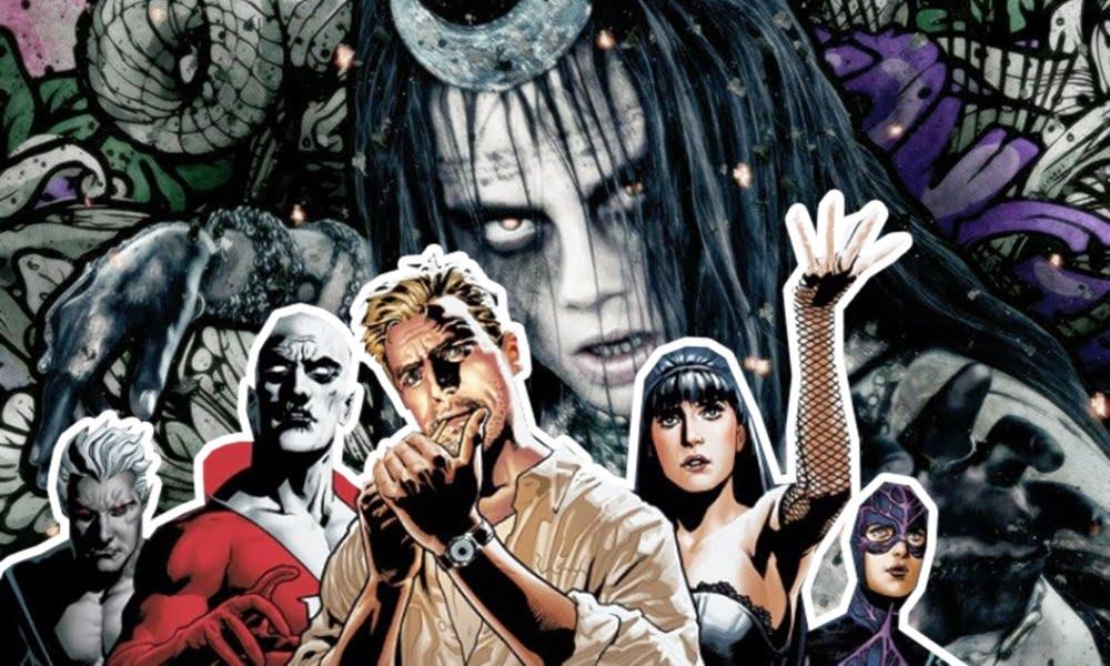 Conheça Liga da Justiça Sombria, futura adaptação para filme da DC