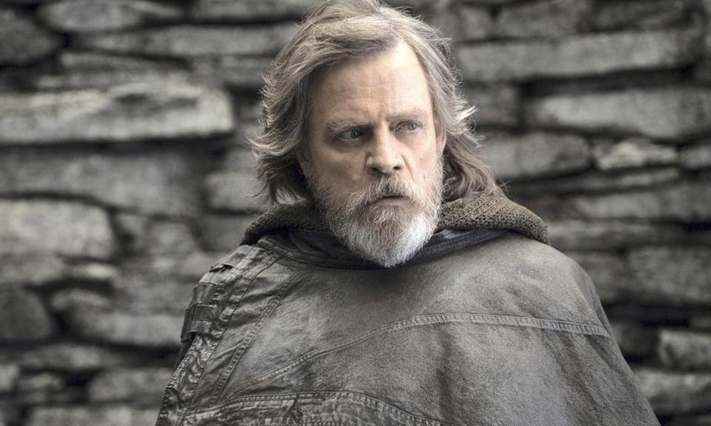 'Não é o meu Luke Skywalker'   Mark Hamill discorda do roteiro de Star Wars: Os Últimos Jedi