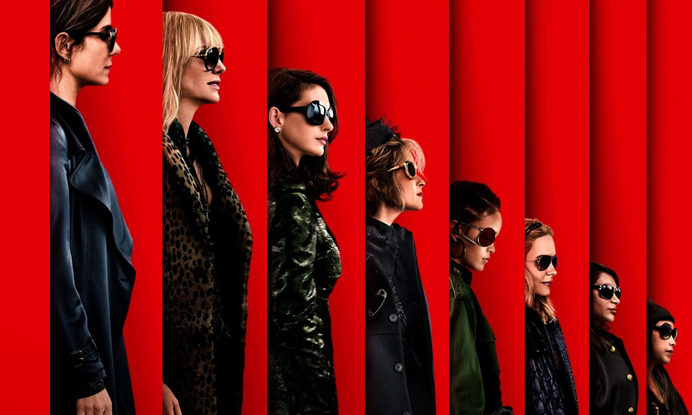 Saiu! | Confira o primeiro teaser de Oito Mulheres e Um Segredo