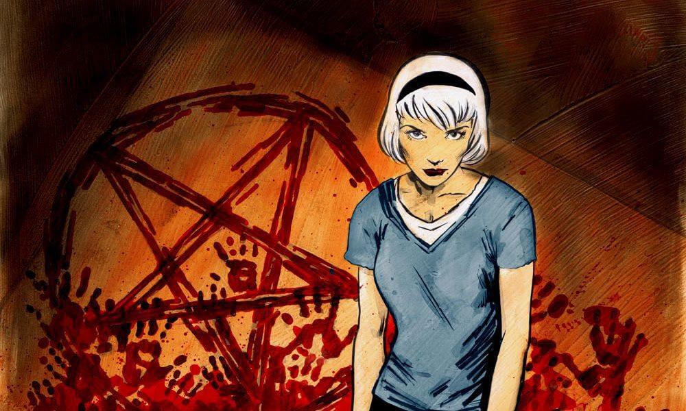 Confirmado! | Sabrina, a Aprendiz de Feiticeira será a nova série da Netflix
