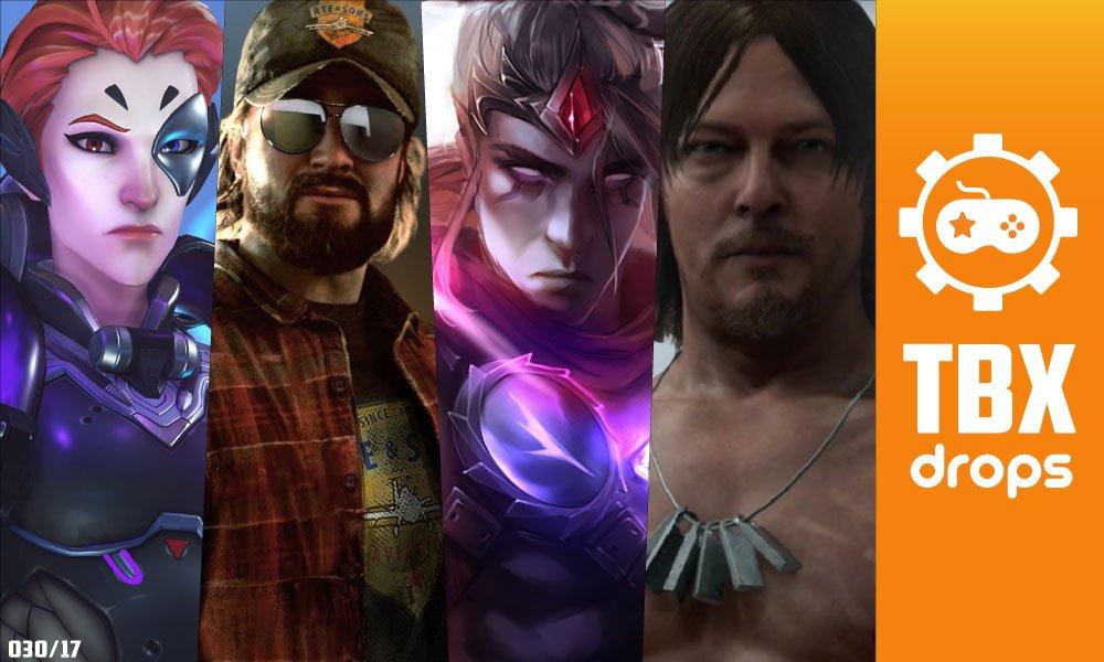 TBX Drops   As notícias mais importantes da semana sobre o mundo dos games