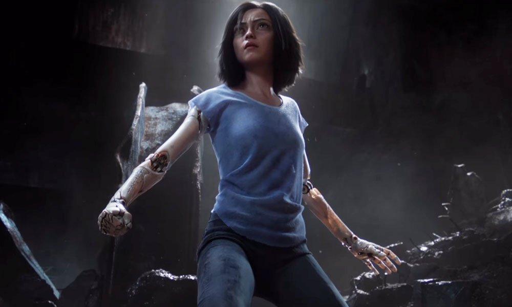Trailer de ALita: Anjo de Combate foi revelado durante painel na CCXP 2017