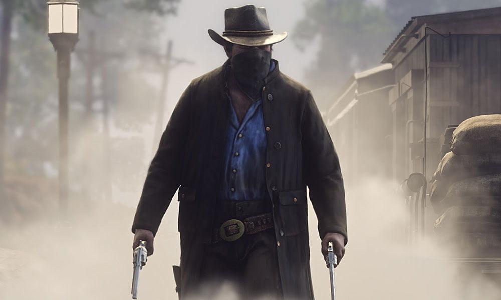 Loja vaza data de lançamento de Red Dead Redemption 2