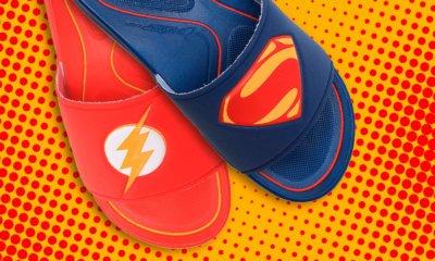 Rider lança novos chinelos inspirados em heróis da DC e da Marvel